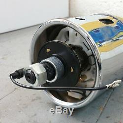 1955 1957 Chevrolet Belair 32 Chrome Tilt Steering Column No Key Floor Shift