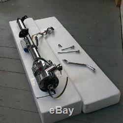 1960 1986 CHEVY Suburban 33 Chrome Tilt Steering Column KEYED COL Shift gm c30