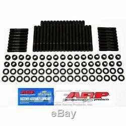 ARP 2344601 Head Stud Kit Small Block Chevy Undercut 12pt 8740 Chrome Moly Blac
