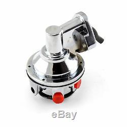 Chevrolet Chevy Chrome Mechanical Fuel Pump Sbc 283 305 350 400