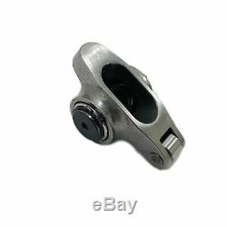 Chevy SBC Roller Rocker Arm 1.5 Ratio Chrome-Moly Steel 7/16 Stud 07-1101-16