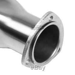 Fit 77-84 Rounded-Line Sbc V8 Stainless Racing Manifold Long Tube Header/Exhaust
