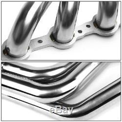 For 67-74 Sbc V8 Ls1-ls6 Lsx Swap Long Tube Performance Exhaust Header Manifold