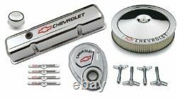 Gm Performance Proform 141-900 Chrome Dress Up Kit Chevy SBC 305 350 400