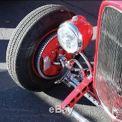 Hot Rod 1932 Ford Solid Axle Chrome Shock Antique Sbc V8 Street Custom Low rider
