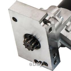 Mini Starter for Chevy SBC BBC 396 427 454 Big Block Chrome 3HP High Torque