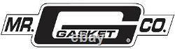 Mr Gasket 9415 Chrome Valve Covers, 1987-97 Sbc 305-350