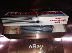 NOS Ed Iskenderian Chrome Moly Tubular Push Rod Set of 16 for SBC 203RMHG