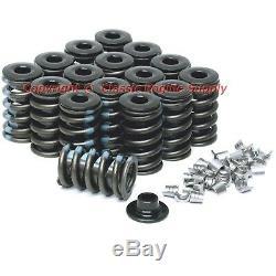 New Z28 Springs, 1.72 Intake & 1.5 Exhaust Valve Set Chevy 400 350 327 305 283