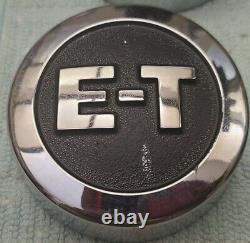 Nos E/t Wheel Center Caps Cragar S/s Five Spoke Style Day Two 1960's 1970's