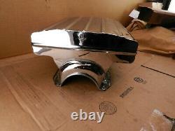 Oil Pan JET BOAT Marine Inboard 12 Quart SBC Chevy 283 327 350 377 383 400 Drag