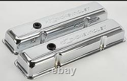 Proform 141-102 Chevrolet & Bowtie Valve Covers Short With Baffle