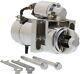 SBC BBC CHEVY 3 HP High Torque Mini Starter 168 tooth NEW CHROME 6449C-MBK