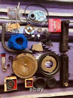 SBC Small Block Chevy bundle Speedometer Gauges M/T Valve Covers 302 327 350 283