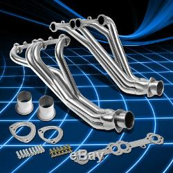 Stainless Racing Performance Header Manifold Exhaust For 84-91 Gmt 5.0-5.7 Sbc