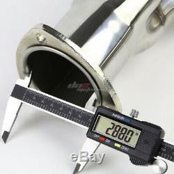 Stainless Steel Long Tube Header For 84-91 Gmt C/k 5.0/5.7 Sbc Exhaust/manifold