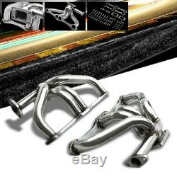 Stainless Steel T3/T4 Turbo Manifold For 66-75 Bel Air Small Block SBC V8 Twin
