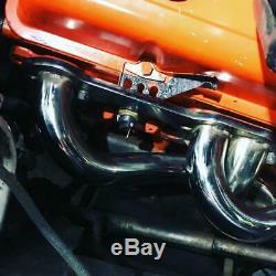 Thornton Chevy Stock Performance Headers Sbc 3942529 3932376 350 New