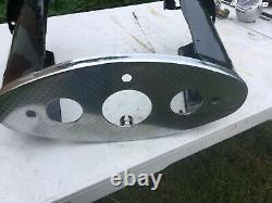 32 1932 Remise En État Ford Dash Trog Scta Roadster Salt Flats Rare Gauge