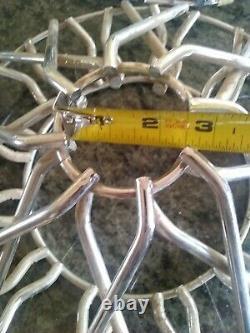 50's Accessory Couvertures De Roue Hubcaps Chevrolet Buick Ford Dodge Chrome