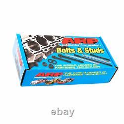 Arp 2345602 Main Stud Kit Petit Bloc Chevy 4bolt Splayed 8740 Chrome Moly Bla