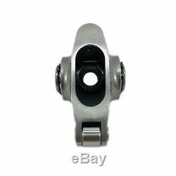 Chevy Sbc Rouleau De Culbuteur 1,6 Ratio Acier Chrome-molybdène 3/8 Stud 07-1102-16