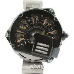 Chrome Alternateur Gm 105 Amp 1 Fil Fil Pour Sbc Bbc Chevy Gmc Pontiac Hot Rod