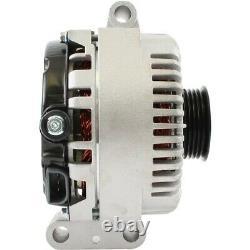 Chrome Alternateur Gm 105 Amp 1 Wire Wire Pour Sbc Bbc Chevy Gmc Pontiac Hot Rod