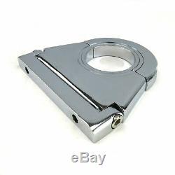 Chrome Aluminium 2 1/2 Colonne De Direction Baisse De 2,5 Pour 2 Colonnes Sbc Bbc 350 454