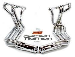 Doug Chevy Corvette Sbc Têtes 1963-1982 Chrome Montage Latéral Têtes P / N D380-c
