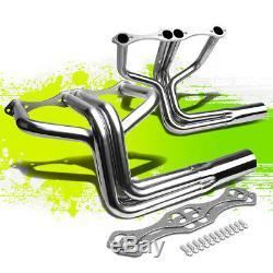 Embase De Collecteur D'échappement Pour Highboy Roadster Street Rod Chevy Small Block V8 Sbc