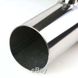 En-tête Tube Long Inox Pour Petit Bloc Chevy Ls1-6 Lsx Swap Échappement / Collecteur