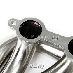 Fit 67-74 Sbc V8 Ls / Ls1-ls6 Collecteur D'échappement Pour Tube Long En Acier Inoxydable Échangeable Lsx