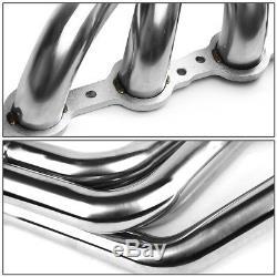 Fit 67-74 Sbc V8 Ls / Ls1-ls6 Collecteur D'échappement Pour Tube Long En Inox