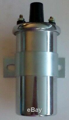 Kit De Distribution Sb Chevy Sbc Small Cap H. E. I Female + Fils + Bobine Chrome 45k
