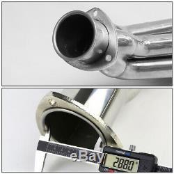 Long Tube En Acier Inoxydable En-tête Pour 84-91 Gmt C / K 5,0 / 5,7 Sbc Échappement / Collecteur