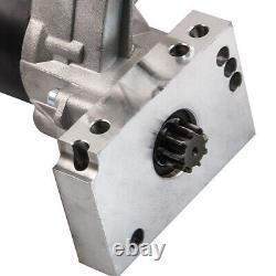 Mini Starter Pour Chevy Sbc Bbc 396 427 454 Big Block Chrome 3hp Couple Élevé