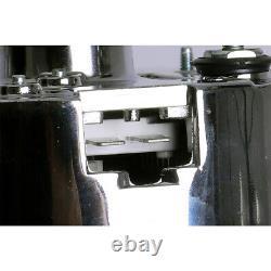 Nouveau Alternateur Chrome Bbc/sbc Convient À Chevy Gm 110amp 3-wire Ho 7127-105c 75-85