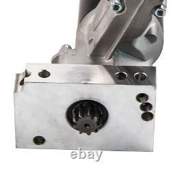 Petit Block Mini Starter 3hp Pour Chevy Chrome 153 Ou 168 Dent 327 350 400 Sbc