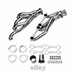 Pour 1958-1982 Chevy Corvette V8 Small Block Inoxydable Collecteur D'échappement Tuyau En-tête