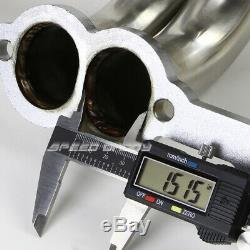 Pour 84-91 Gmt C / K 5,0 / 5,7 Sbc Racing Inoxydable Collecteur Long Tube En-tête / Échappement