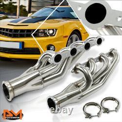 Pour 97-14 Sbc Chevy Small Block Ls1/ls2/ls3/ls4/ls6 Lsx V8 Engine Exhaust Header