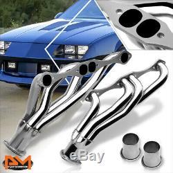 Pour Chevy / Pontiac / Buick Sbc 265-400 Petit Bloc En-tête D'échappement En Acier Inoxydable