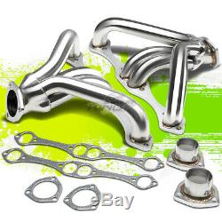 Pour Chevy Small Block Sbc Hugger 262-400 302 V8 Angle Tête Enfichable Tight Fit-tête