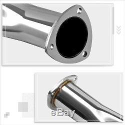 Pour Chevy Small Block V8 Sbc En Acier Inoxydable Long Tube D'échappement En-tête Du Collecteur