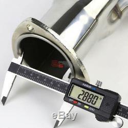 Pour Collecteur D'échappement En Acier Inoxydable V8 Sbc 302/327/350 V8 De 77 À 84 G / CM