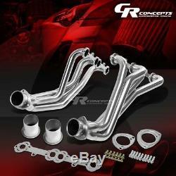 Pour Collecteur D'échappement Inox S8 V8 Chevy Rounded-line De 77-84 Gm