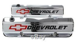 Proform 141-930 Aluminium Couvertures Valve Hautes Convient Petit Bloc Chevy Moteurs