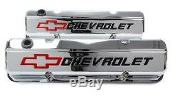 Proform Aluminium Couvre Valve Grand Petit Bloc Chevy P / N 141-930