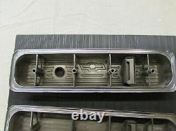 Proform Chevrolet Gm Performance Valve Couvre 141-107 Chevy Sbc Centerbolt 87-up
